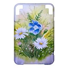 Meadow Flowers Kindle 3 Keyboard 3G Hardshell Case