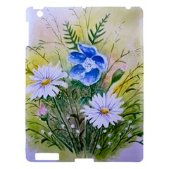 Meadow Flowers Apple Ipad 3/4 Hardshell Case