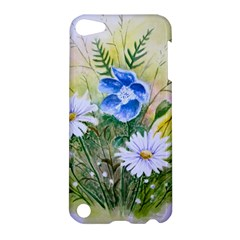 Meadow Flowers Apple iPod Touch 5 Hardshell Case