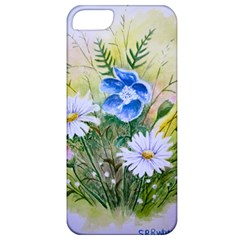 Meadow Flowers Apple Iphone 5 Classic Hardshell Case