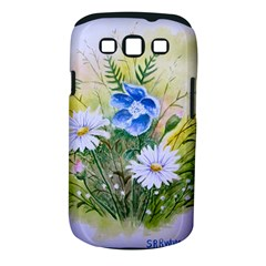 Meadow Flowers Samsung Galaxy S Iii Classic Hardshell Case (pc+silicone)