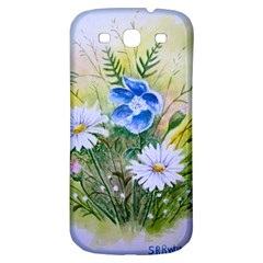 Meadow Flowers Samsung Galaxy S3 S Iii Classic Hardshell Back Case
