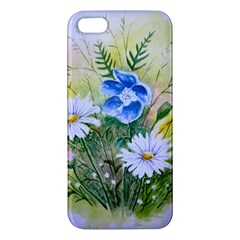 Meadow Flowers Iphone 5 Premium Hardshell Case