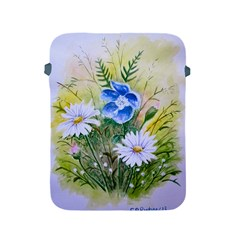 Meadow Flowers Apple iPad 2/3/4 Protective Soft Case