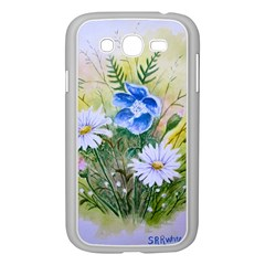 Meadow Flowers Samsung Galaxy Grand DUOS I9082 Case (White)