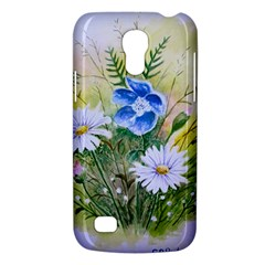 Meadow Flowers Samsung Galaxy S4 Mini Hardshell Case