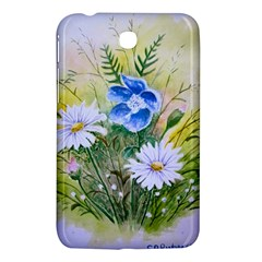 Meadow Flowers Samsung Galaxy Tab 3 (7 ) P3200 Hardshell Case