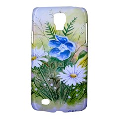 Meadow Flowers Samsung Galaxy S4 Active (i9295) Hardshell Case