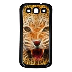 66w Samsung Galaxy S3 Back Case (black)