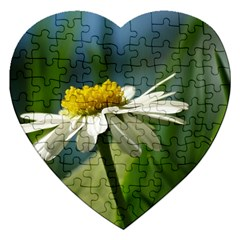 Daisy Jigsaw Puzzle (Heart)