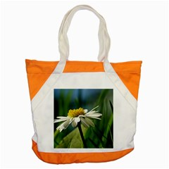 Daisy Accent Tote Bag
