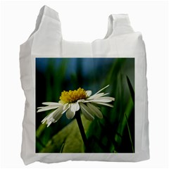 Daisy Recycle Bag (Two Sides)