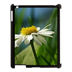 Daisy Apple iPad 3/4 Case (Black)