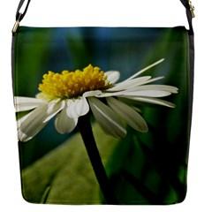 Daisy Flap closure messenger bag (Small)
