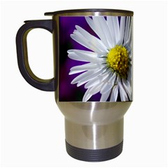 Daisy Travel Mug (white)