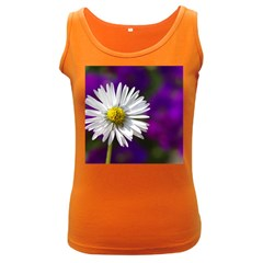 Daisy Womens  Tank Top (Dark Colored)