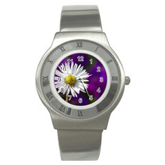 Daisy Stainless Steel Watch (unisex)