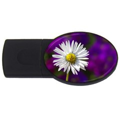 Daisy 4GB USB Flash Drive (Oval)