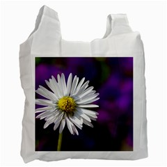 Daisy Recycle Bag (one Side)