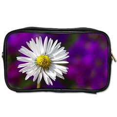 Daisy Travel Toiletry Bag (two Sides)