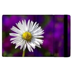 Daisy Apple Ipad 2 Flip Case
