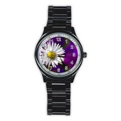 Daisy Sport Metal Watch (Black)