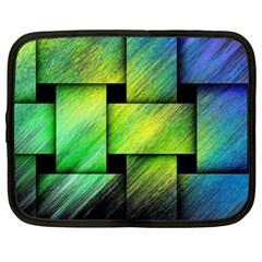 Modern Art Netbook Case (XXL)