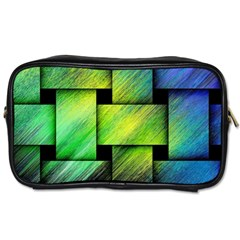 Modern Art Travel Toiletry Bag (one Side)