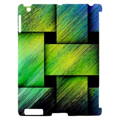 Modern Art Apple iPad 2 Hardshell Case (Compatible with Smart Cover)