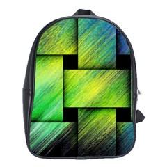 Modern Art School Bag (XL)