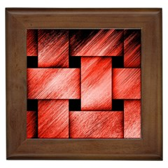 Modern Art Framed Ceramic Tile