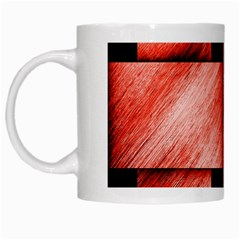 Modern Art White Coffee Mug