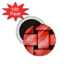 Modern Art 1.75  Button Magnet (100 pack)