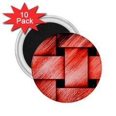 Modern Art 2 25  Button Magnet (10 Pack)