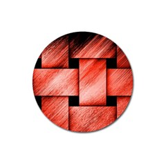 Modern Art Magnet 3  (Round)