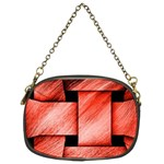 Modern Art Chain Purse (Two Sided)  Front