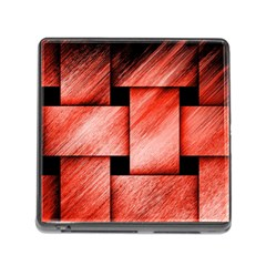 Modern Art Memory Card Reader with Storage (Square)