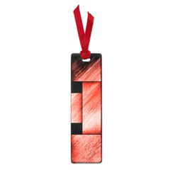 Modern Art Small Bookmark