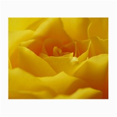 Yellow Rose Glasses Cloth (Small, Two Sided)