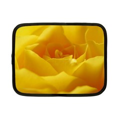 Yellow Rose Netbook Case (Small)