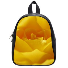 Yellow Rose School Bag (small)