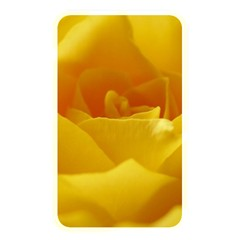 Yellow Rose Memory Card Reader (Rectangular)