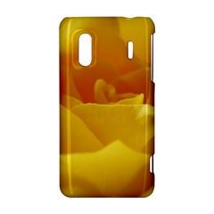 Yellow Rose HTC Evo Design 4G/ Hero S Hardshell Case