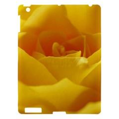Yellow Rose Apple iPad 3/4 Hardshell Case