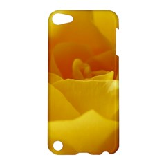 Yellow Rose Apple iPod Touch 5 Hardshell Case