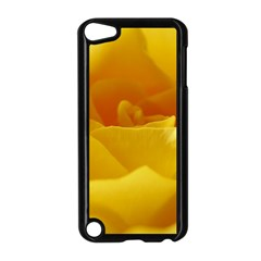 Yellow Rose Apple Ipod Touch 5 Case (black)