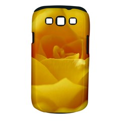 Yellow Rose Samsung Galaxy S III Classic Hardshell Case (PC+Silicone)
