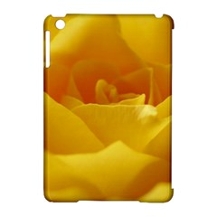 Yellow Rose Apple iPad Mini Hardshell Case (Compatible with Smart Cover)