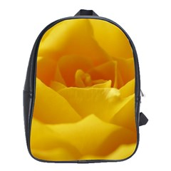 Yellow Rose School Bag (xl)
