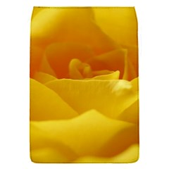 Yellow Rose Removable Flap Cover (small)